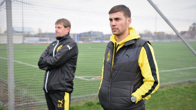 Винниківський «Рух» представив нового головного тренера