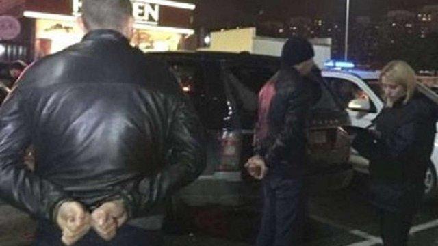 Затриманим із вибухівкою в Києві закарпатцям оголосили про підозру