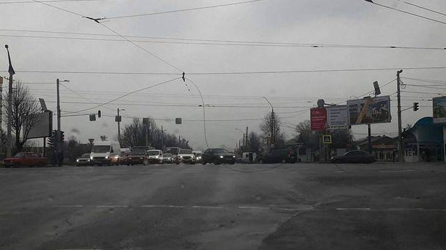 Через обрив контактної мережі у Львові тимчасово не курсують тролейбуси № 3, 25