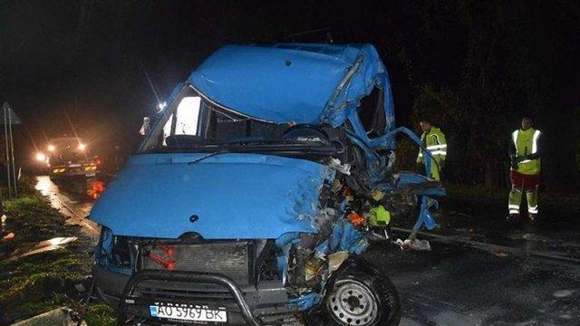 У лікарні помер ще один українець, який постраждав у ДТП в Словаччині