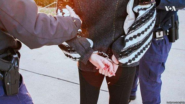 На акції протесту проти російських музикантів у США арештували українку