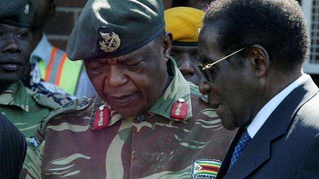 У Зімбабве військові захопили владу в країні