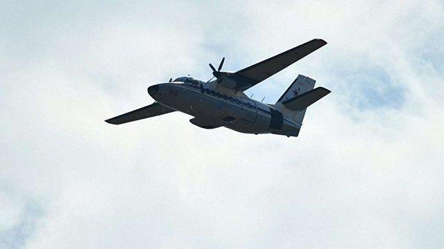 Внаслідок падіння літака в Росії загинуло шестеро людей
