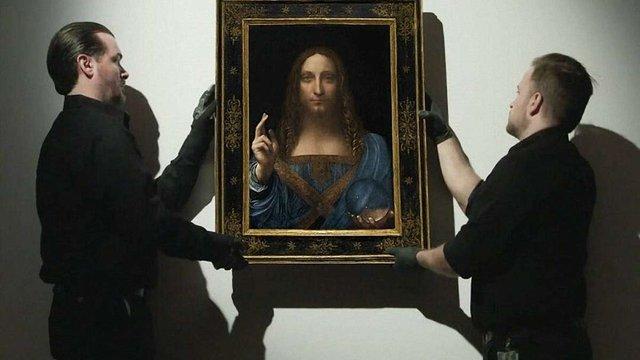 Картину Леонардо да Вінчі продали на аукціоні за рекордні $450 млн