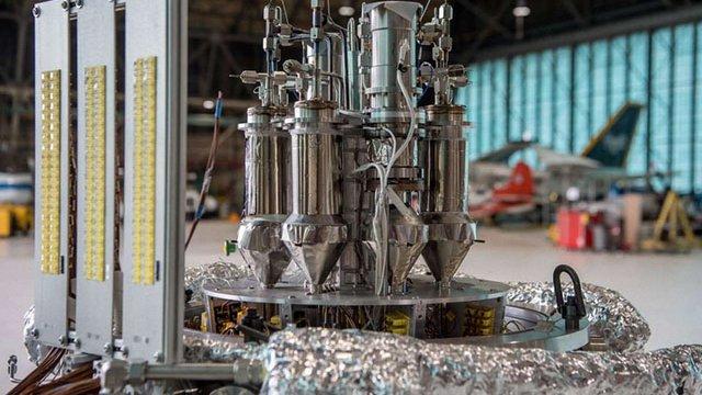NASA починає випробування ядерного реактора для місії на Марс