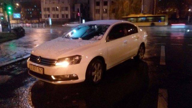 Російський дипломат збив автомобілем двох пішоходів у Києві