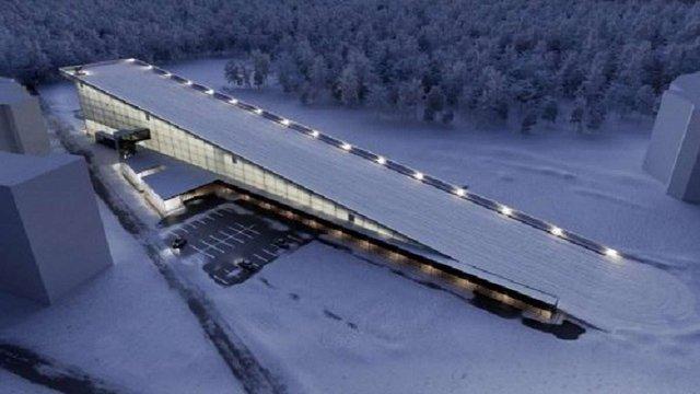 Спорткомплекс з лижним спуском на даху у Львові почнуть будувати наприкінці 2018 року