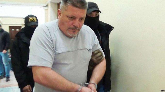 В окупованому Криму засудили до п'яти років ув'язнення  «українського диверсанта»