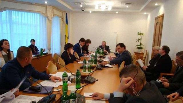 Комітет Пашинського завершив роботу над законопроектом щодо Донбасу