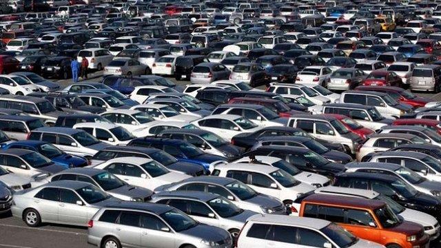 З початку року в Україну ввезли автомобілів на $1,5 млрд