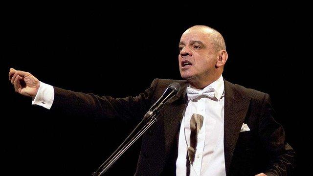 В Одесі зірвали виступ російського артиста Костянтина Райкіна