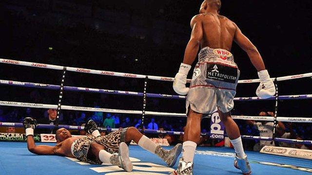 Боксер із ПАР відправив суперника в нокаут за 11 секунд і встановив світовий рекорд