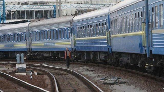 «Укрзалізниця» скасувала потяг сполученням Київ-Луцьк