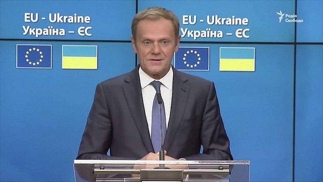 Дональд Туск бачить у погіршенні стосунків України та Польщі «план Кремля»