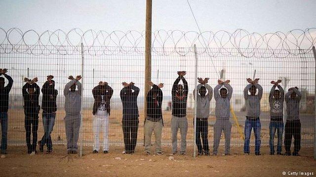 Ізраїль планує депортувати 40 тис. африканських біженців