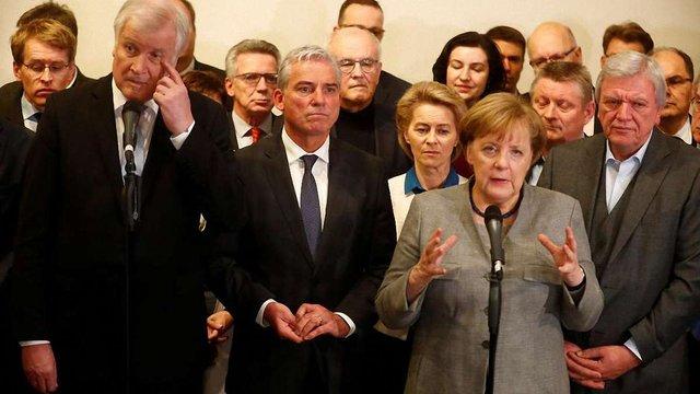 У Німеччині зірвано переговори про створення урядової коаліції