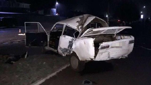 На Вінниччині в ДТП загинув військовослужбовець