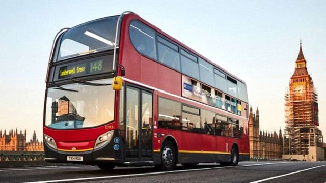 Частину міських автобусів Лондона переведуть на біопаливо з кавових відходів