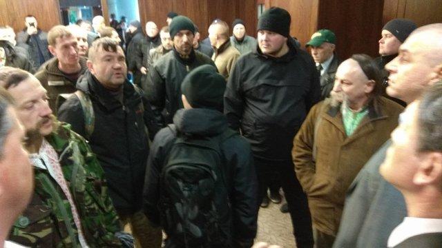 Невідомі в Києві зірвали «Форум нацменшин України»