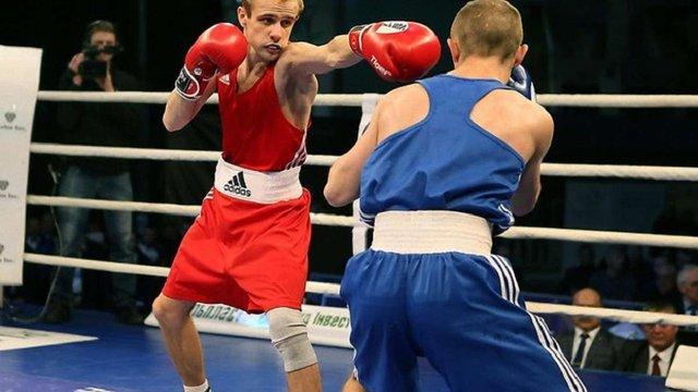 Двоє львівських боксерів стали чемпіонами України