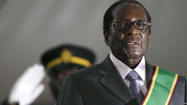 Президент Зімбабве Роберт Мугабе подав у відставку