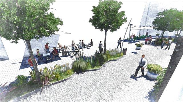 Вулиця Руданського у центрі Львова стане пішохідною