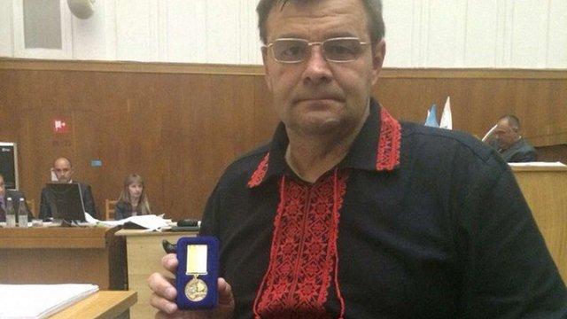 У Тернополі депутат облради від «Свободи» побив поліцейську