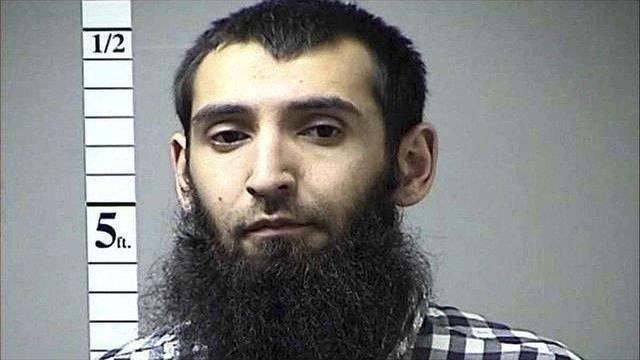 У США висунули офіційні звинувачення уродженцю Узбекистану за теракт в Нью-Йорку