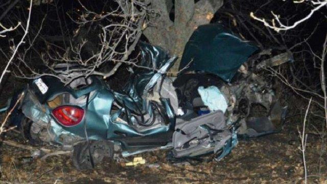 Четверо підлітків загинули внаслідок ДТП на Дніпропетровщині