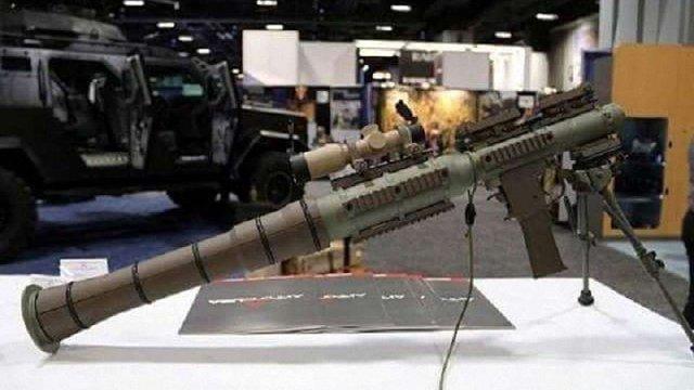 Приватна компанія зі США почала продавати Україні летальну зброю