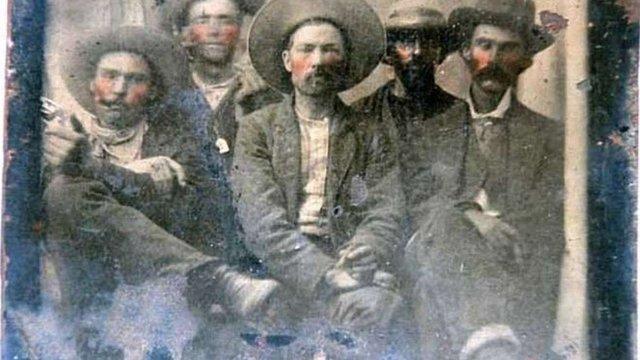 У США адвокат придбав фото, на якому ймовірно зображений знаменитий злочинець Дикого Заходу
