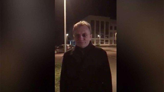 Мер Львова пояснив свій заклик вболівати за «Верес» у матчі проти «Карпат»