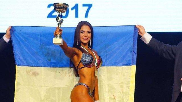 Львів'янка виборола титул «Міс Всесвіт» у категорії «Miss model beauty»