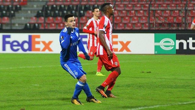 «Динамо» у Лізі Європи неочікувано програло «Скендербеу»