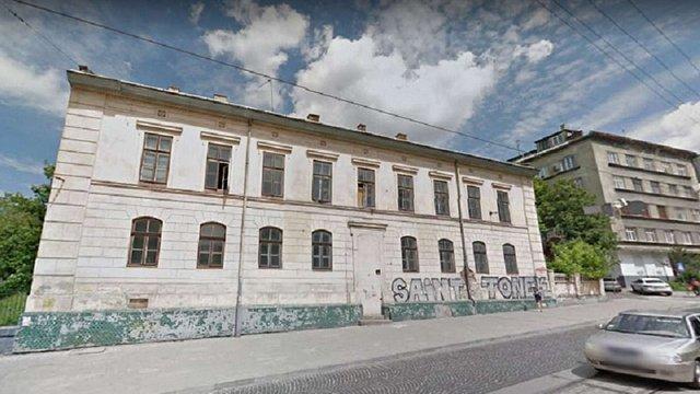 Колишній військкомат у Львові реконструюють під житловий комплекс