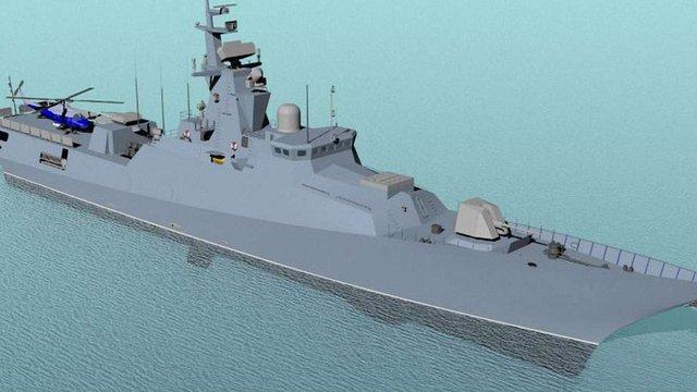 Уряд відновив програму будівництва військових кораблів