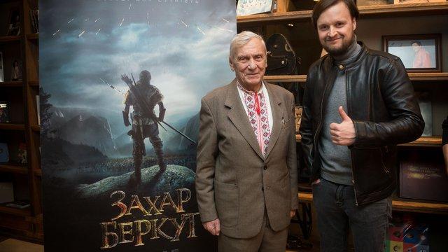 Консультантом фільму  «Захар Беркут» стане онук Івана Франка