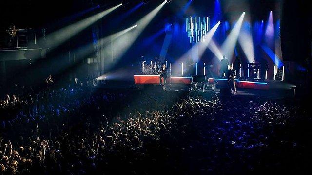 У Києві концерт гурту Hurts затримали через загрозу вибуху
