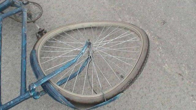 На Жидачівщині поліція розшукала водія, який смертельно травмував велосипедиста