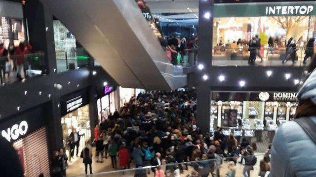 У Львові повідомили про замінування двох найбільших торгових центрів