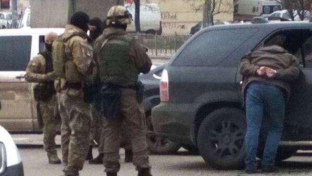 Поліція пояснила причину затримання бійця батальйону «Донбас» під Верховною Радою
