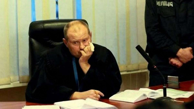 Суддя-втікач Микола Чаус подав до суду на президента Молдови