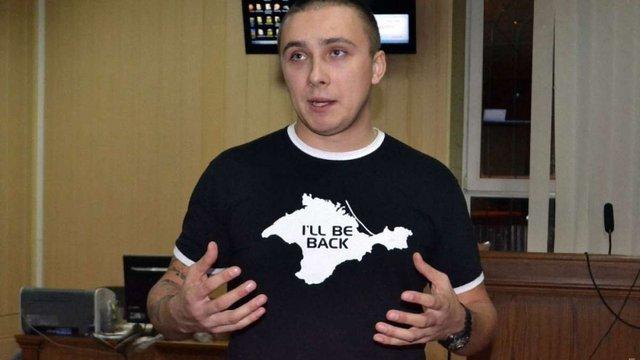 В Одесі екс-лідера «Правого сектора» заарештували з правом застави у ₴600 тис.