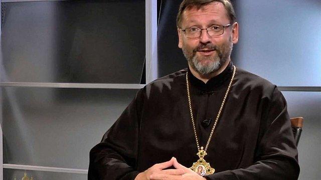 Глава УГКЦ Святослав заявив про готовність стати донором після смерті