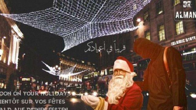 «Ісламська держава» погрожує влаштувати теракти на різдвяних ярмарках в Європі