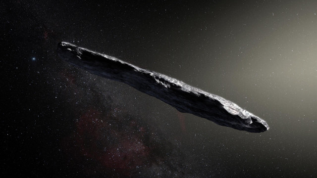 Астрономи ідентифікували перший астероїд, який прилетів з глибин міжзоряного простору
