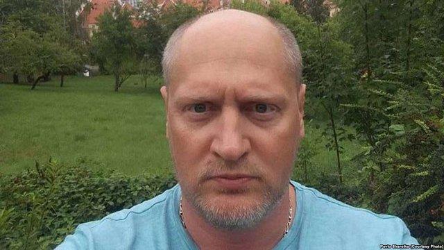 Затриманому в Білорусі українському журналістові Шаройку висунули офіційне обвинувачення