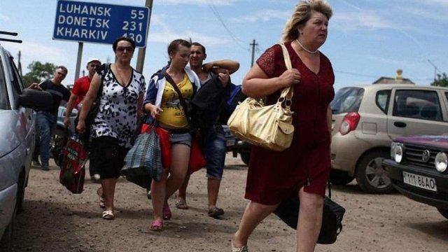 Україна посідає дев'яте місце в світі за кількістю біженців, – ООН