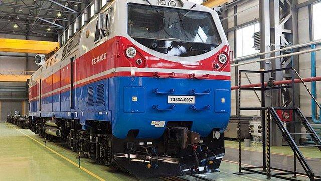 «Укрзалізниця» вирішила купити 30 локомотивів General Electric зі збіркою в Україні
