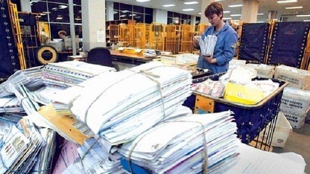 «Укрпошта» піднімає тарифи на доставку газет
